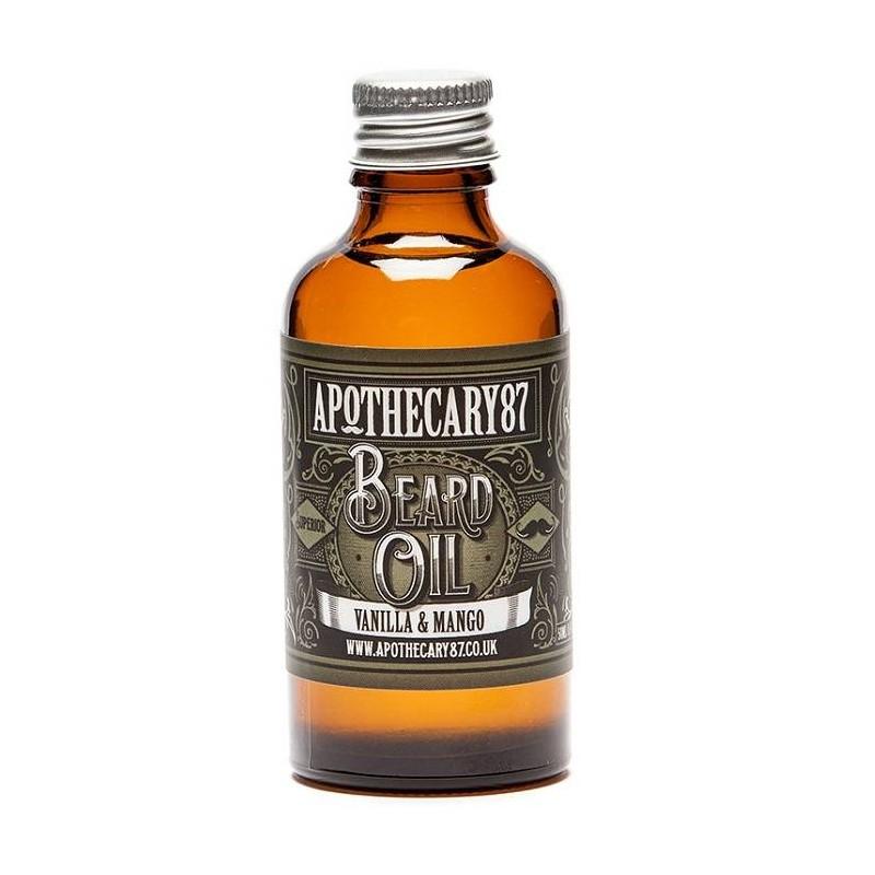 Apothecary87 Vanilla & Mango Beard Oil