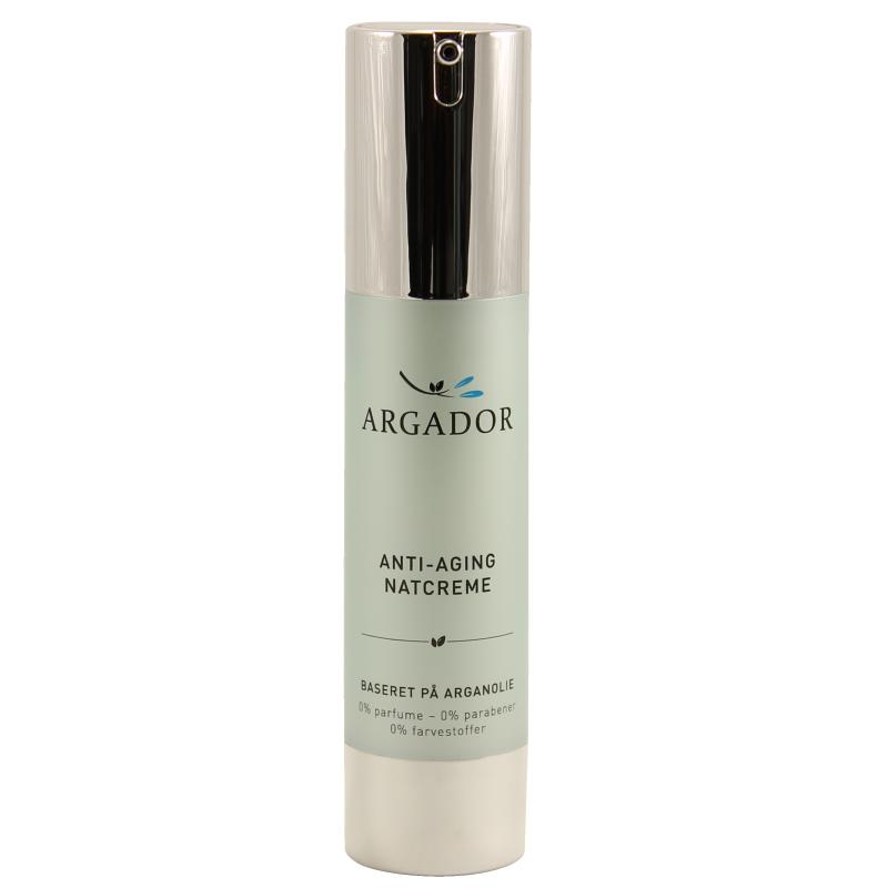 Argador Anti-Aging Night Cream Argan Oil