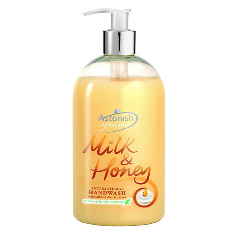 Astonish Flüssigseife Milk & Honey