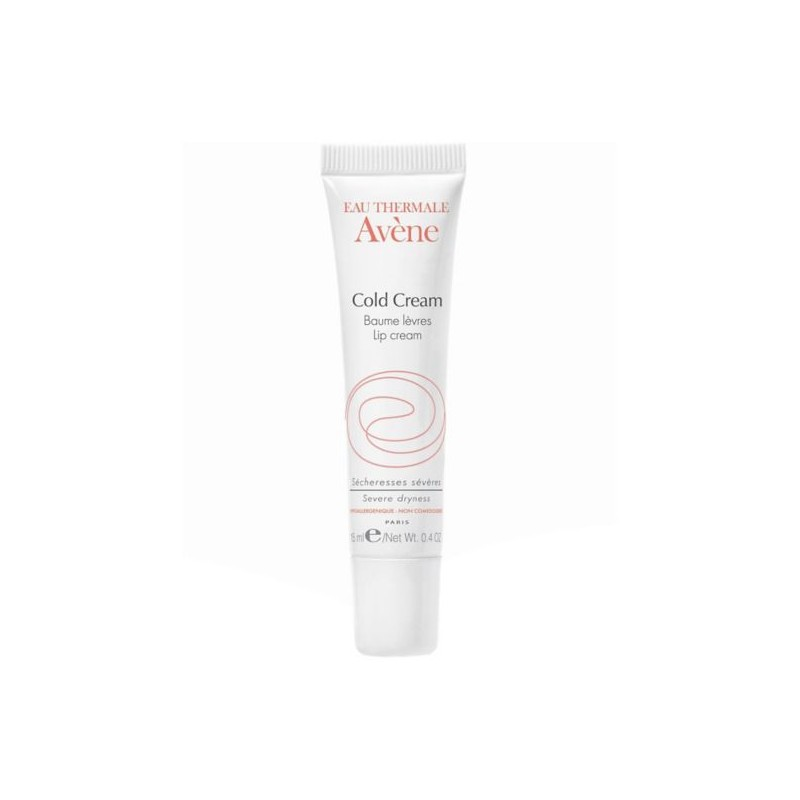 Avéne Thermale Cold Cream Lip Cream