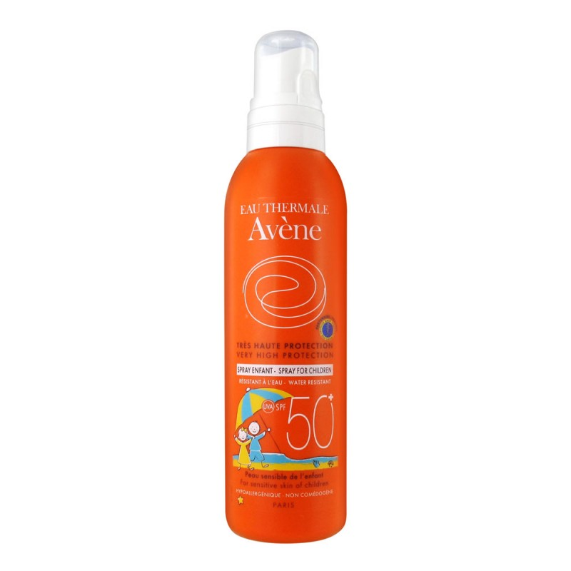Avéne Thermale Very High Protection Spray SPF50+ For Children