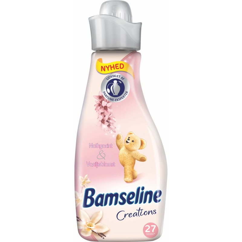 Bamseline Creations Tuberose & Vanilla Flower