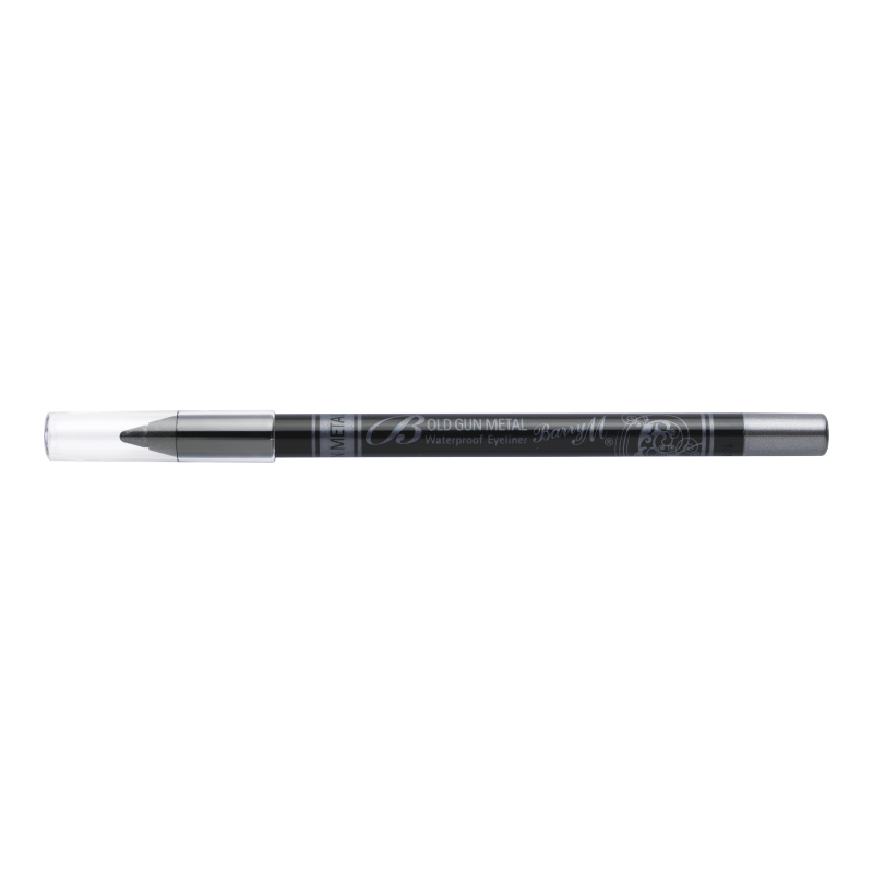 Barry M. Bold Gun Metal Waterproof Eyeliner