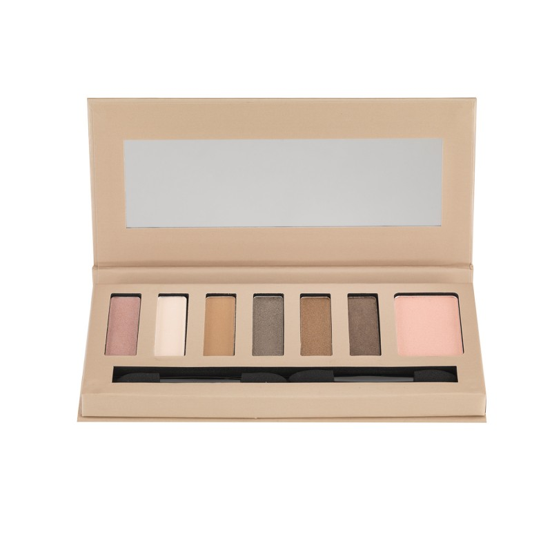 Barry M. Eyeshadow & Blush Palette 01 Natural Glow
