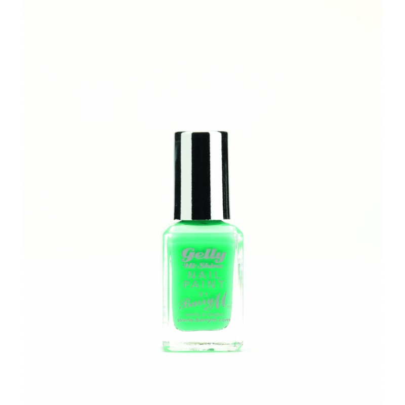 Barry M. Gelly Nail Paint 12 Green Berry