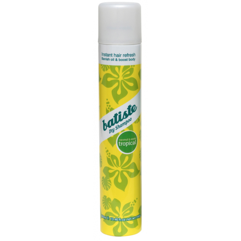 Batiste Tropical XL Dry Shampoo