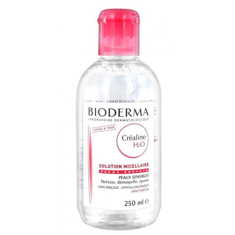 Bioderma Créaline H2O Micelle Solution Sensitive Skin