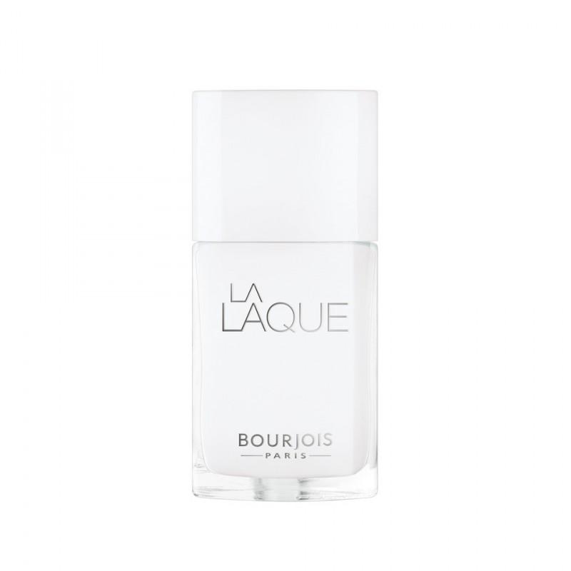 Bourjois La Laque 01 White Spirit