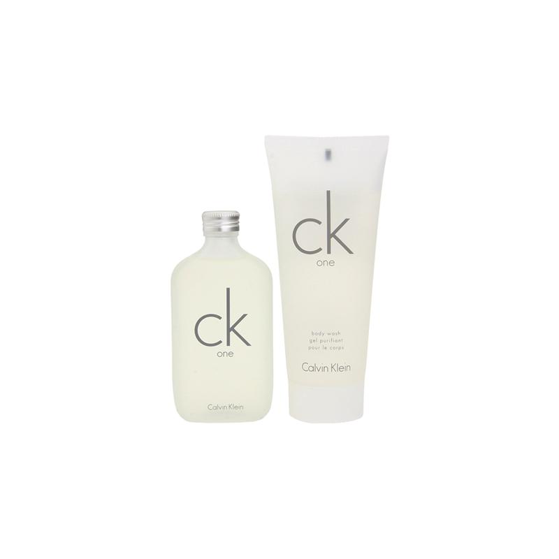 Calvin Klein CK One EDT och Bodywash