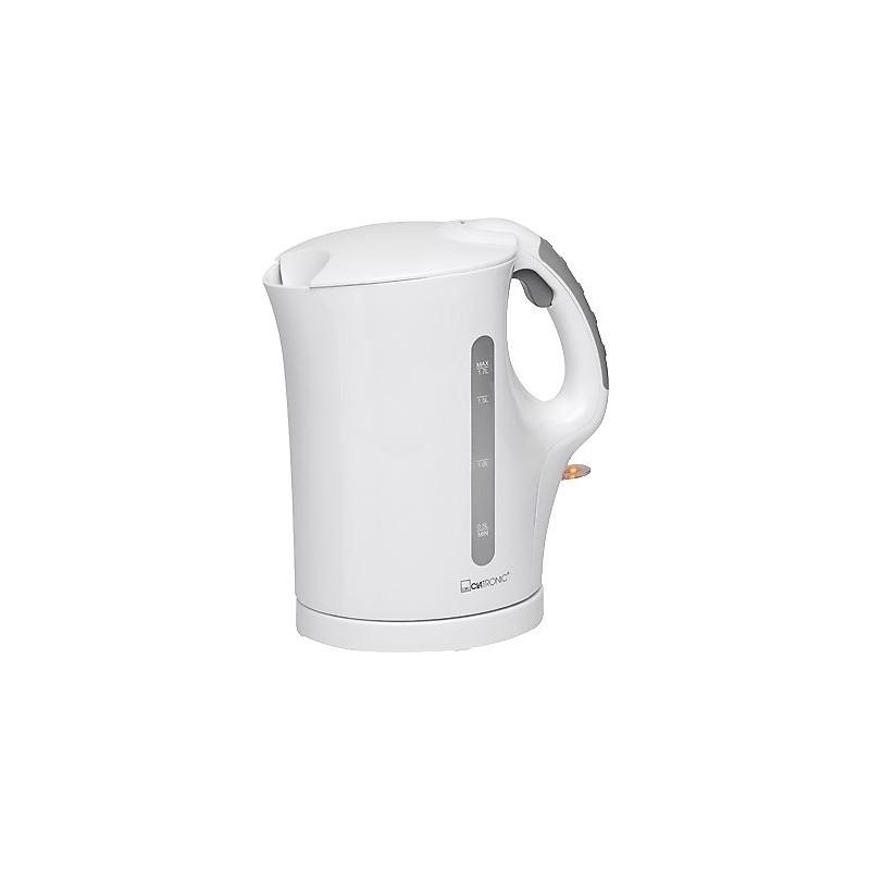 Clatronic WK 3445 Water Boiler White 1,7 l