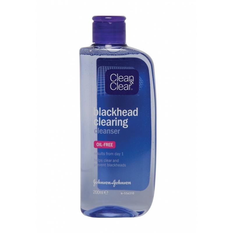 Clean & Clear Blackhead Clearing Cleanser
