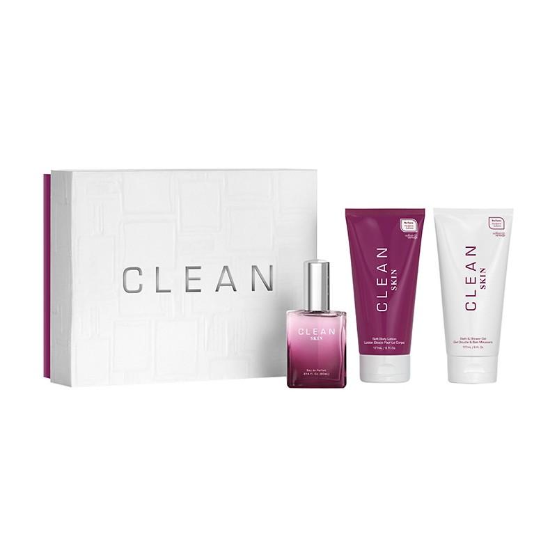 clean skin shower gel
