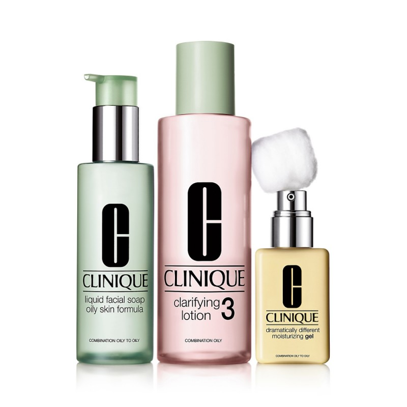 Clinique 3-Step Skin Care System 3 Oily Skin