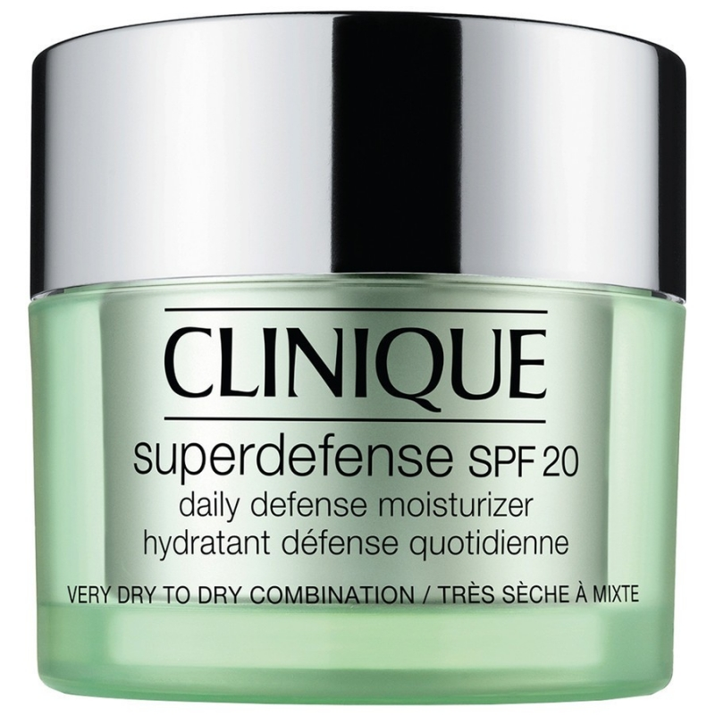 Clinique Superdefense SPF20 Combination Very Dry to Dry