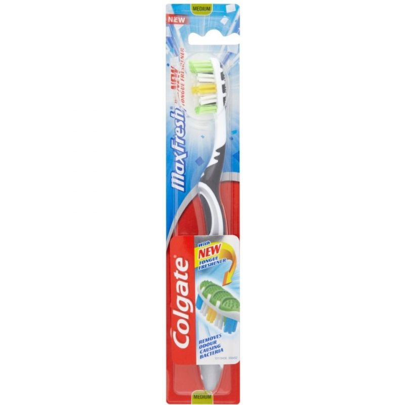 Colgate Max Fresh Medium Tandborste