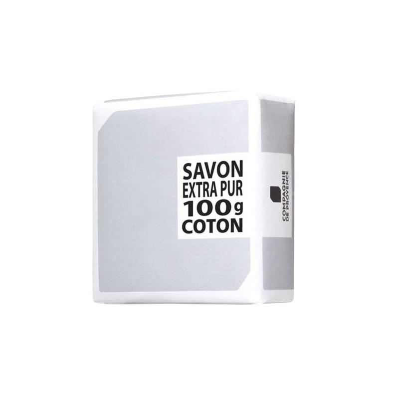 Compagnie De Provence  Extra Pur Soap Cotton Flower