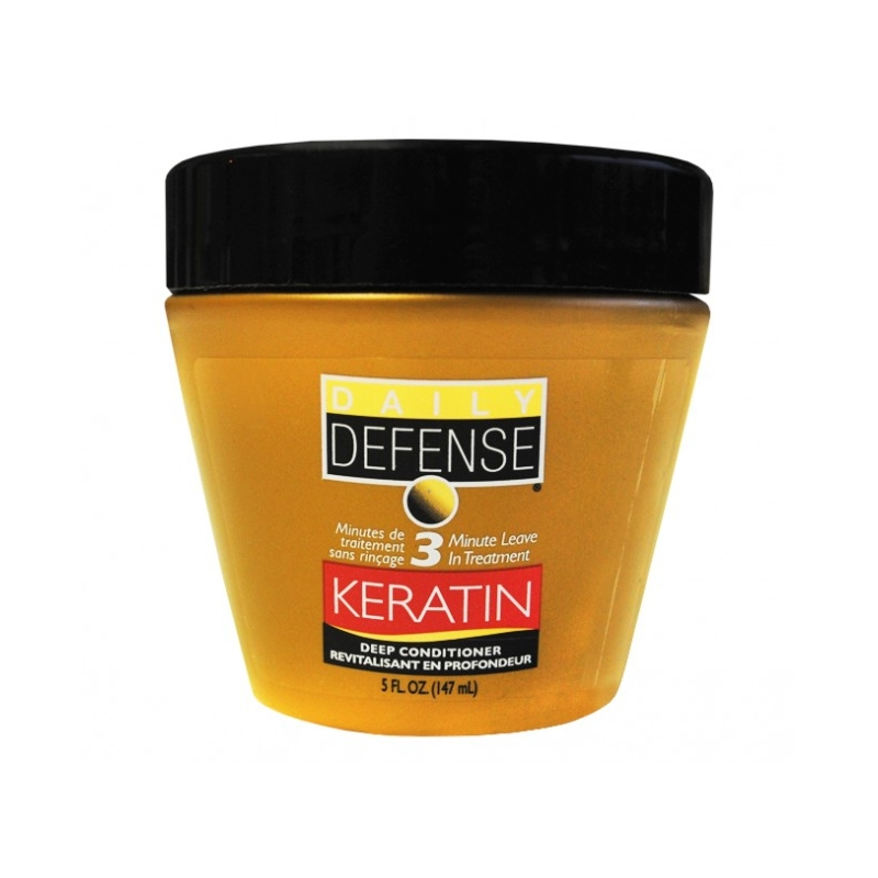Daily Defense 3 Minute Treatment Keratin Conditioner