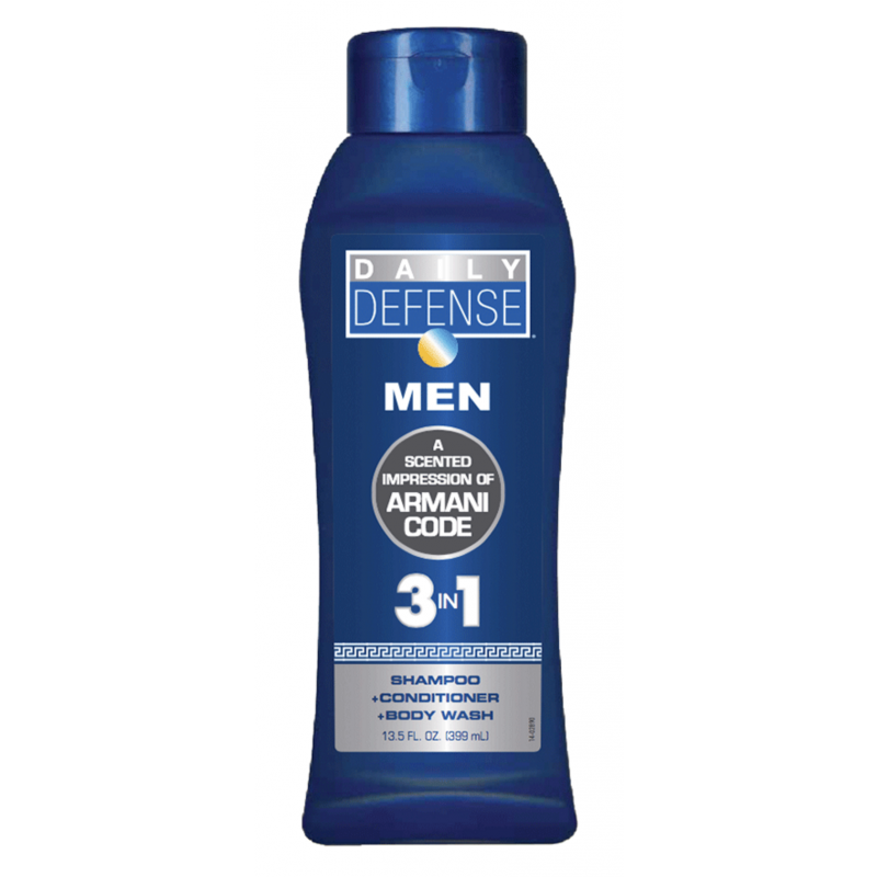 Daily Defense Men 3 in 1 Ice