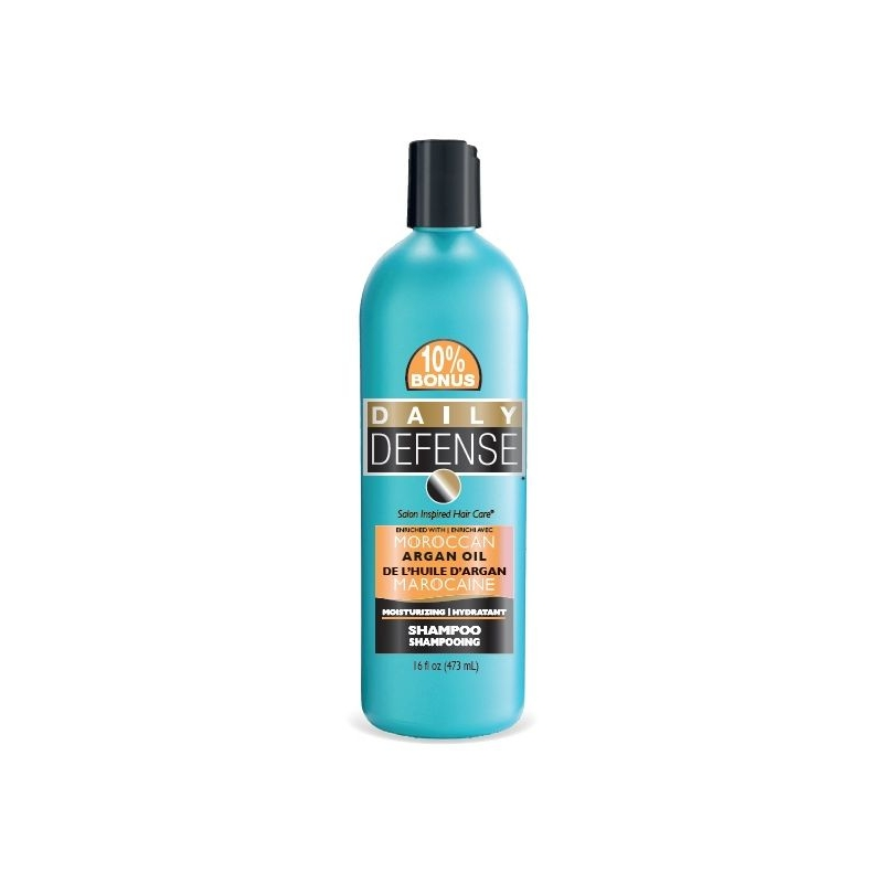 Daily Defense Shampoo Argan Oil