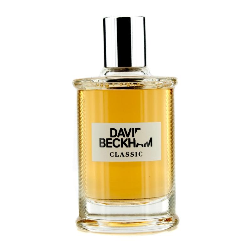 David Beckham Classic Aftershave