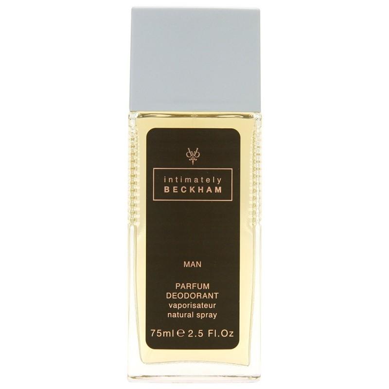 David Beckham Intimately Men Parfum Deodorant
