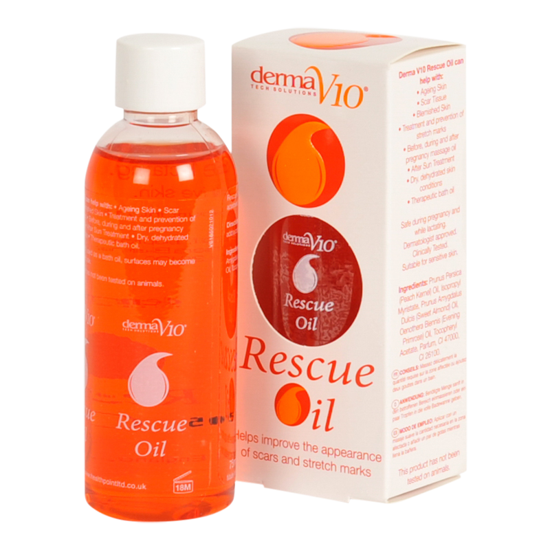 DermaV10 Rescue Oil Small