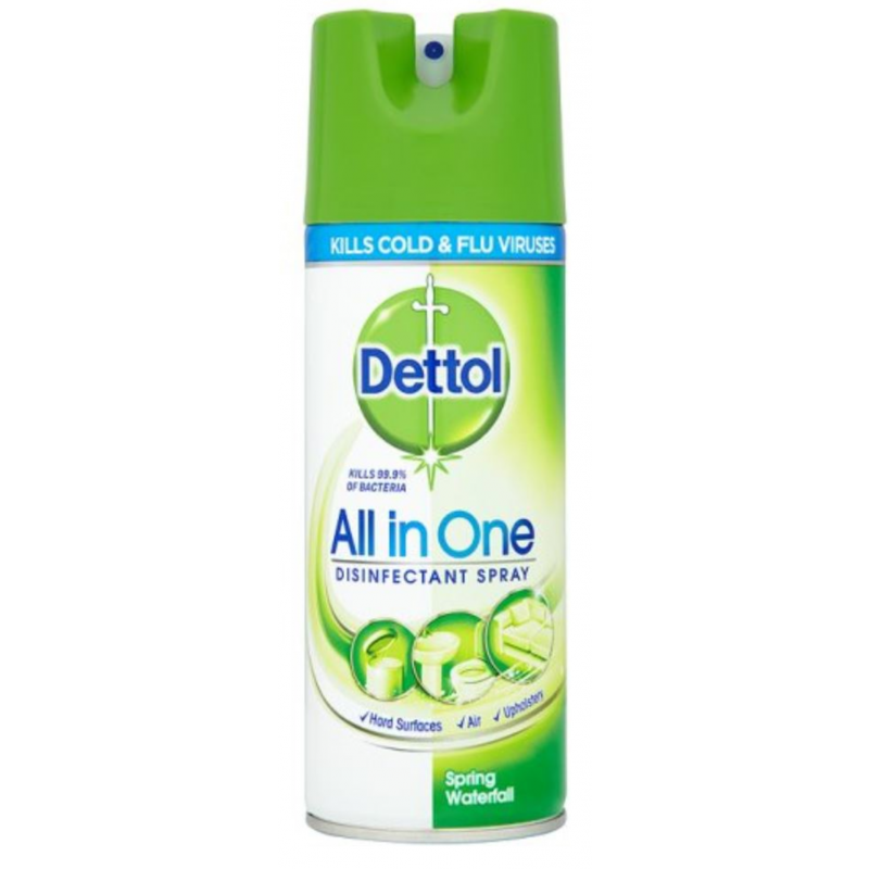 Dettol All in One Disinfectant Spray Spring