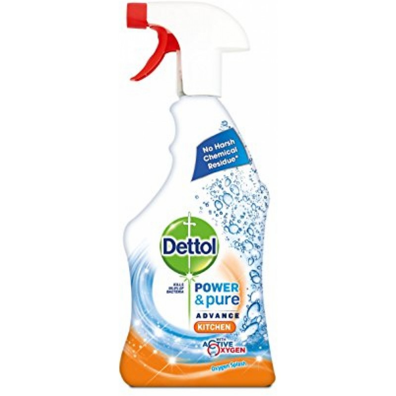 Dettol Power & Pure Kitchen Spray