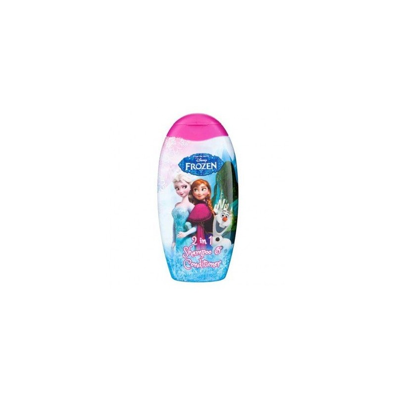 Disney Frozen 2 In 1 Shampoo & Conditioner