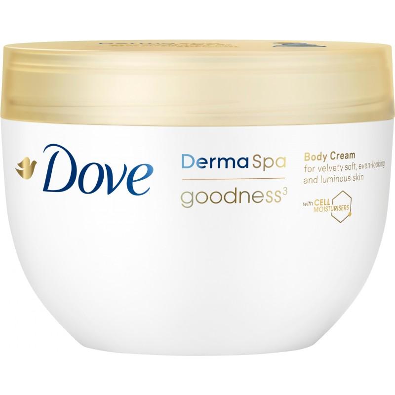 Dove DermaSpa Goodness Body Creme