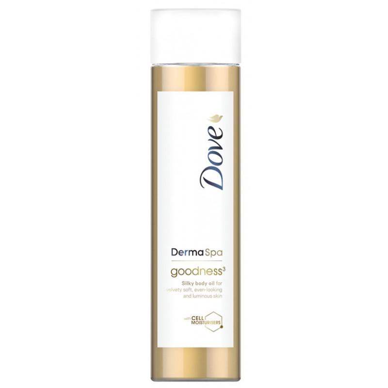 Dove DermaSpa Goodness Silky Body Oil