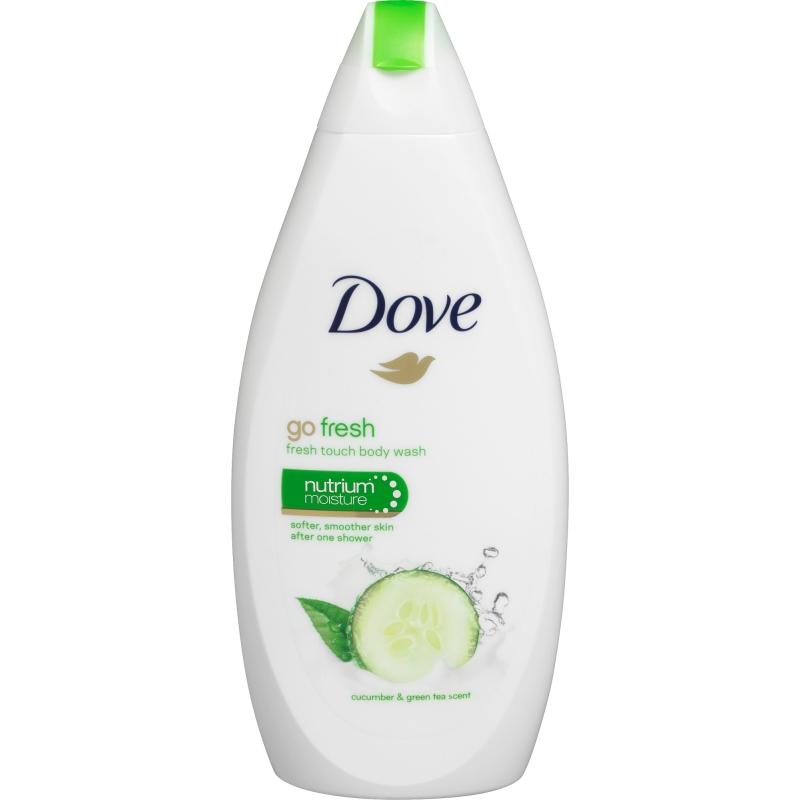 Dove Go Fresh Touch Showergel