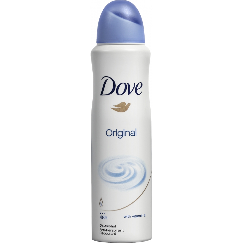 Dove Original Deospray