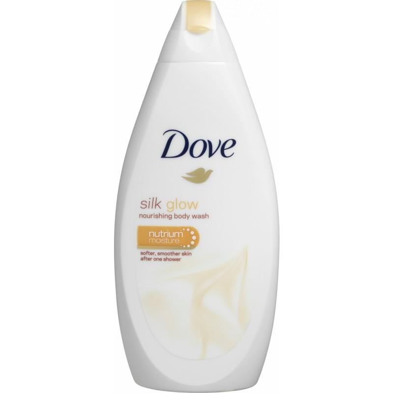 Dove Silk Body Wash