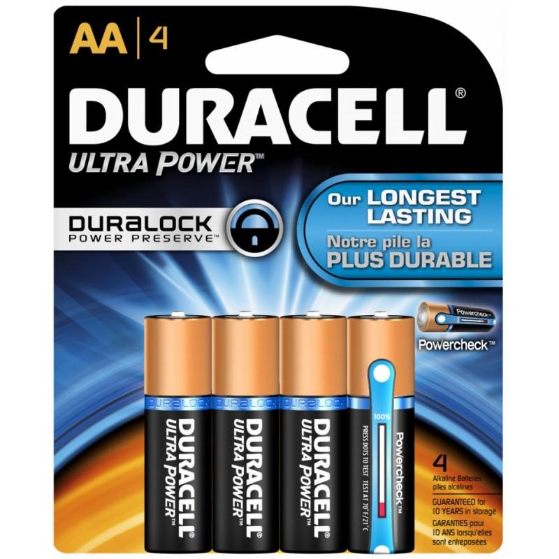 Duracell AA Duralock Ultra