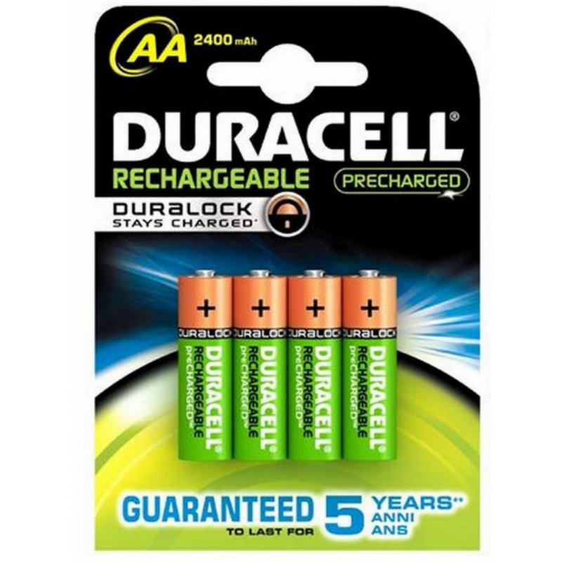 Duracell AA Recharge Ultra