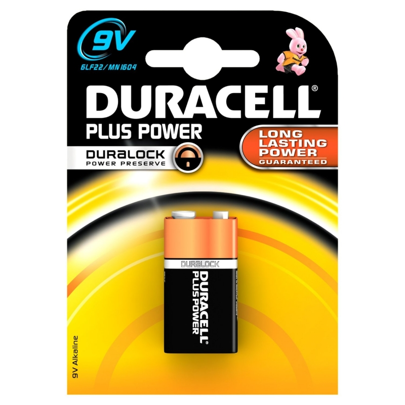 Duracell Plus MN1604
