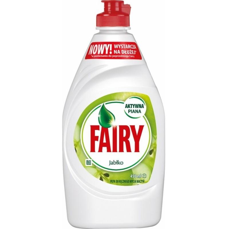 Fairy Apple Dishwashing Liquid