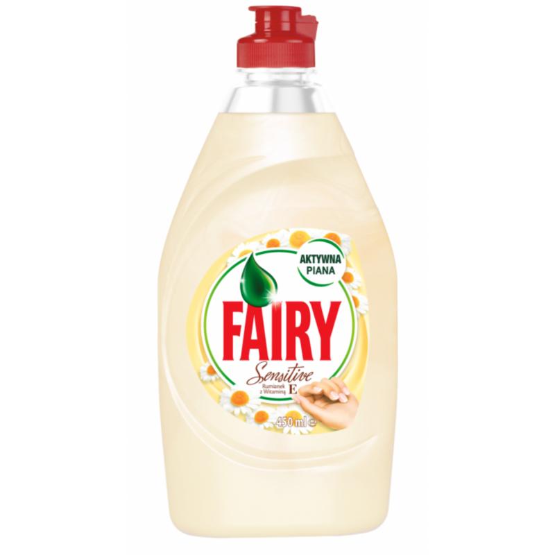 Fairy Sensitive Camomile Dishwashing Liquid