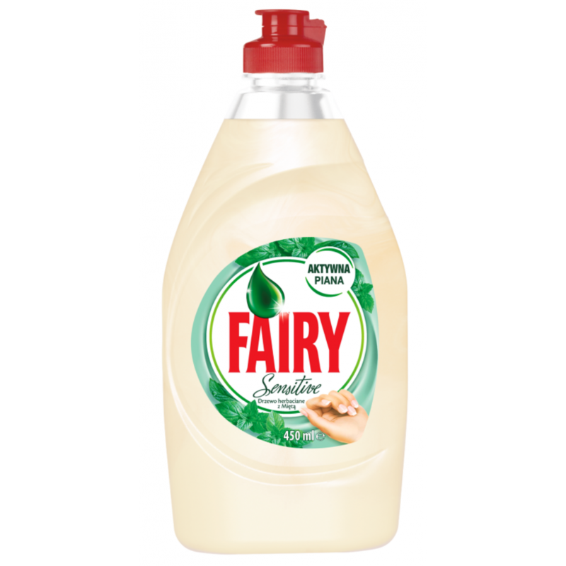 Fairy Sensitive Tea Tree Dishwashing Liquid