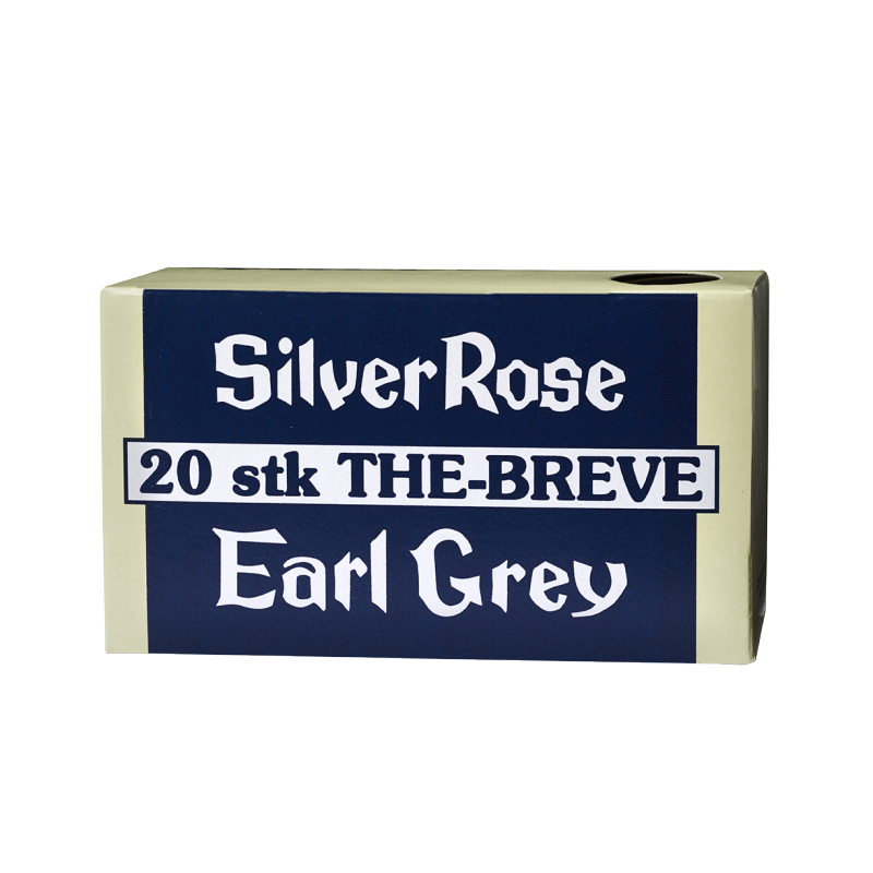 Fredsted Silver Rose Earl Grey