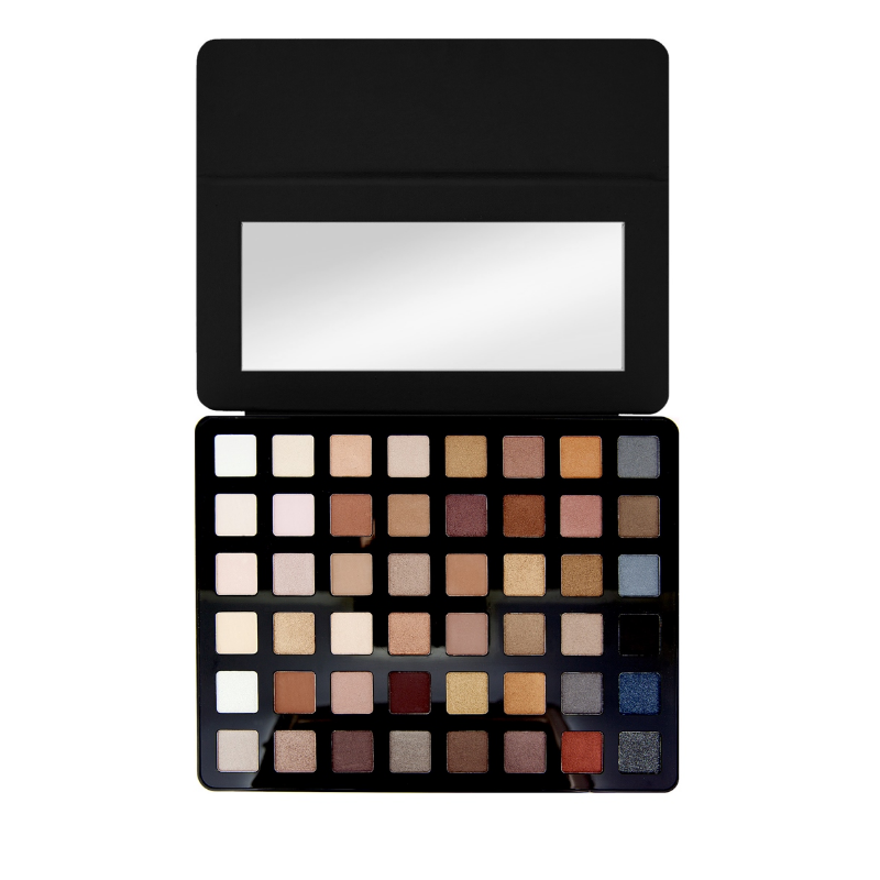 Freedom Makeup Pro Artist Palette Black Arts