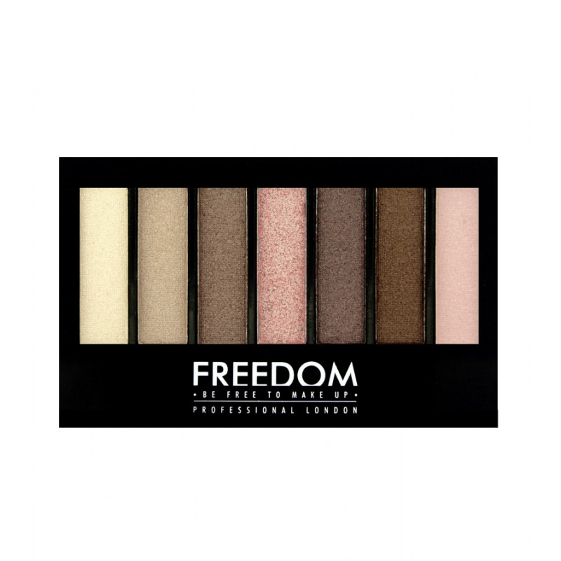 Freedom Makeup Pro Shade & Brighten Shimmers Kit
