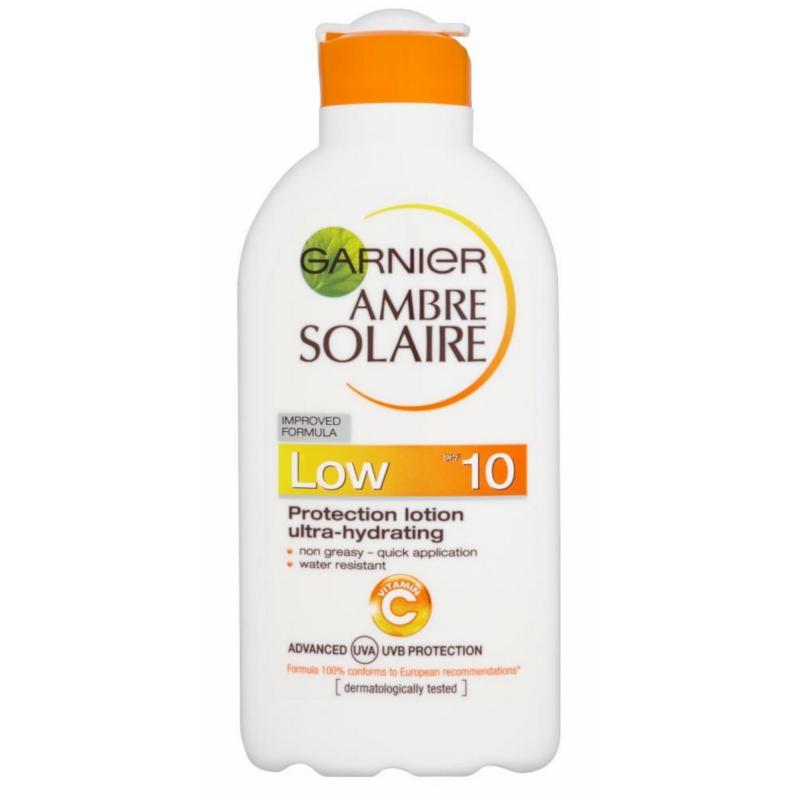 Garnier Ambre Solaire Sun Milk SPF10