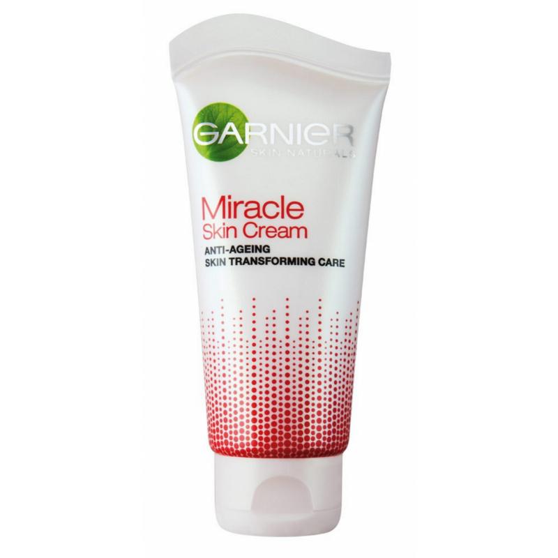 Garnier Miracle Skin Anti-Aging Creme Trockene Haut