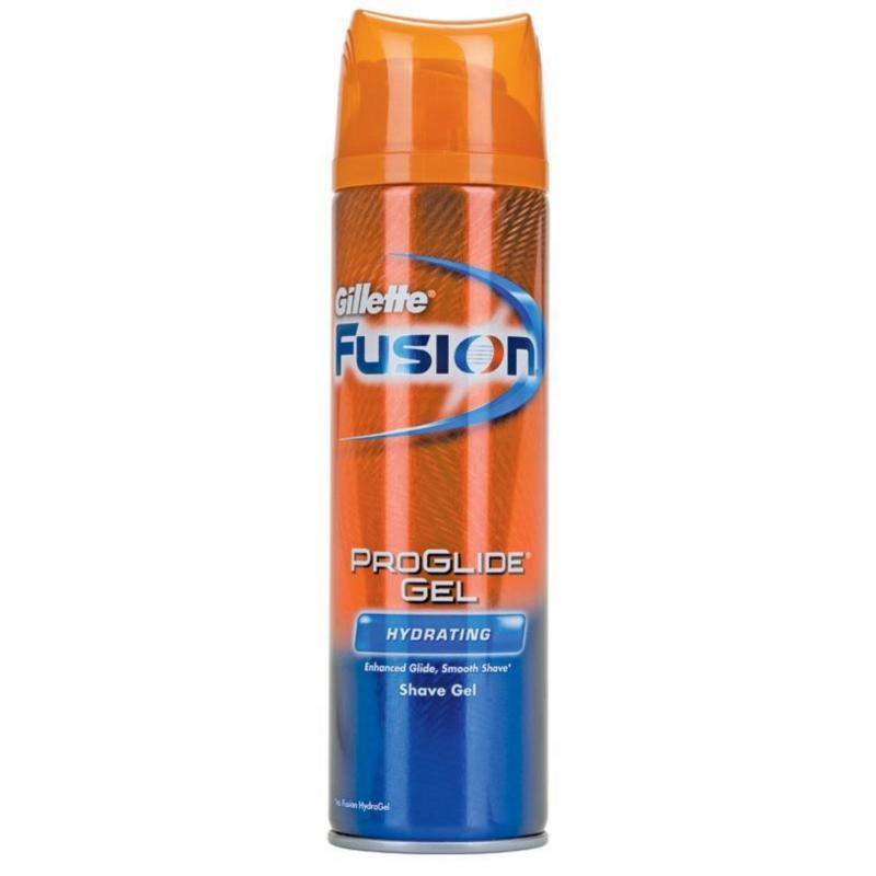 Gillette Fusion Proglide Hydrating Shave Gel