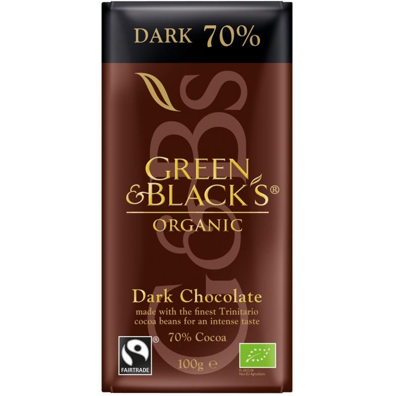 70 chokolade
