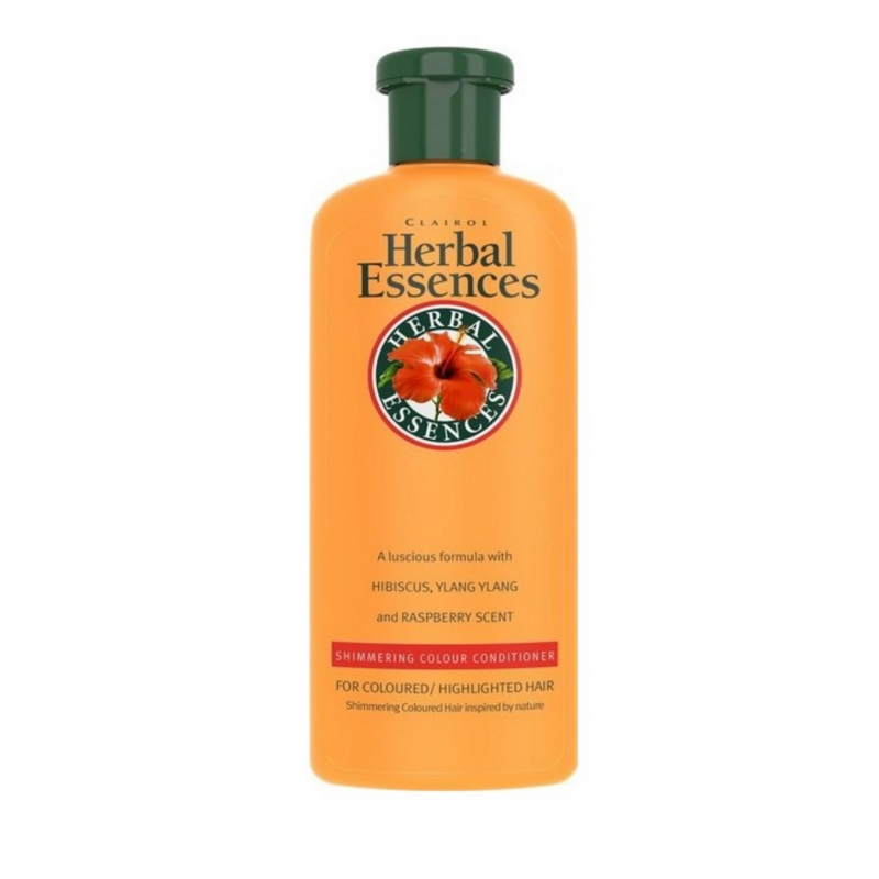 Herbal Essences Shimmering Colour Conditioner