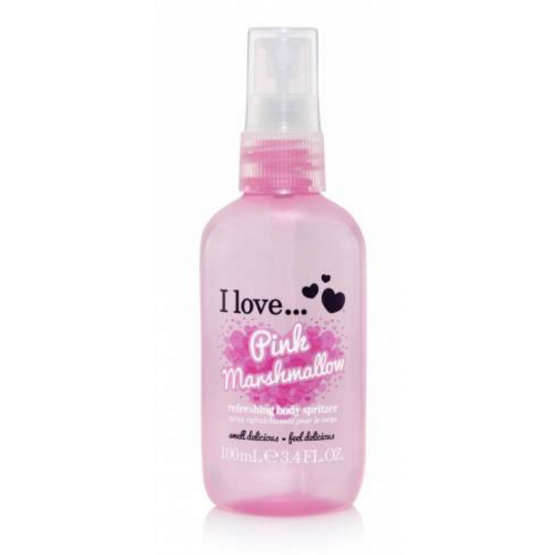 I Love Cosmetics Body Spritzer Pink Marshmallow