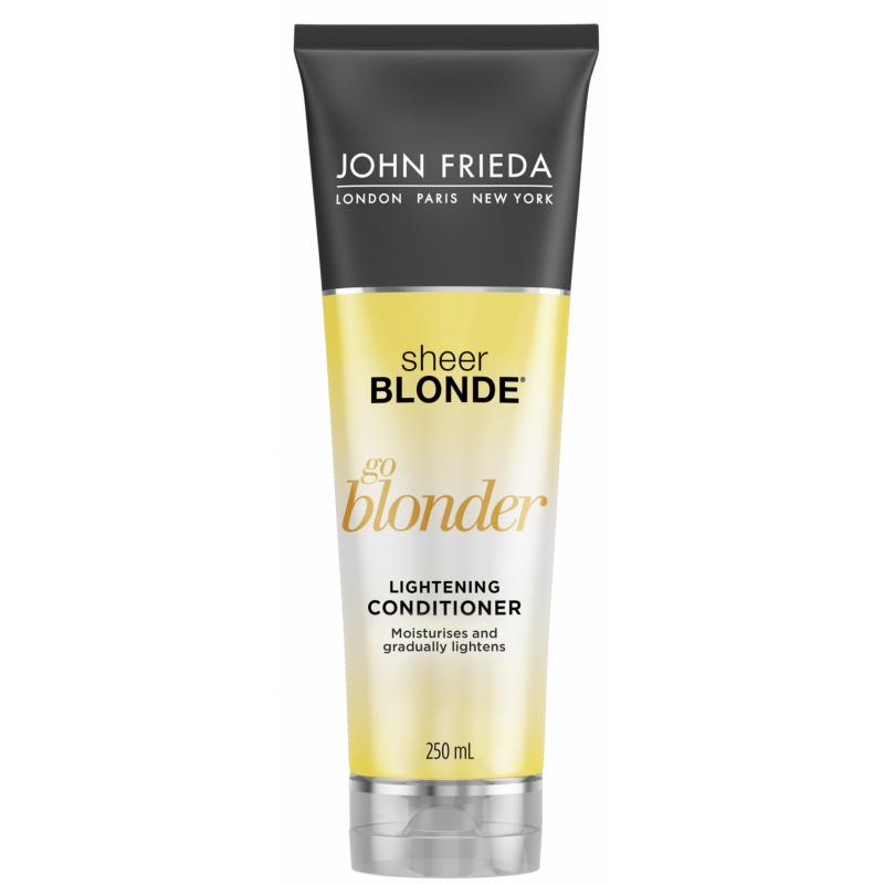 John Frieda Sheer Blonde Go Blonder Lightening Conditioner